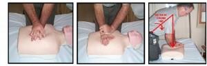 posisi tangan dan tubuh 2